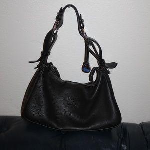 Dooney & Bourke Pebbled Leather Handbag Purse